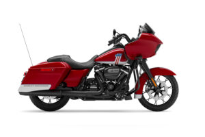 ROAD GLIDE SPECIAL 2020 Billiard Red-Stone Washed White