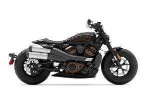 Sportster™ S 2021 black